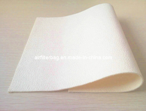 PPS Overlay PTFE Membrane Needle Felt/Filter Media (Air Filter)