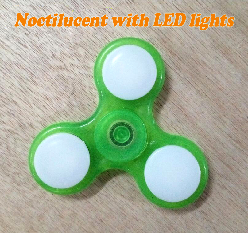 Noctulucent Hand Spinner