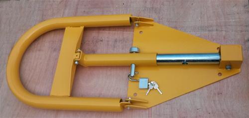 Manual Car Parking Lock Pl09