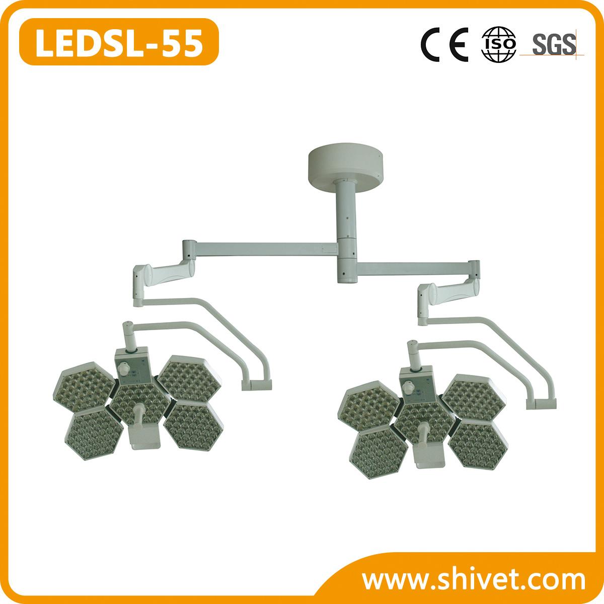 Veterinary Shadowless Operating Lamp (LEDSL-55)