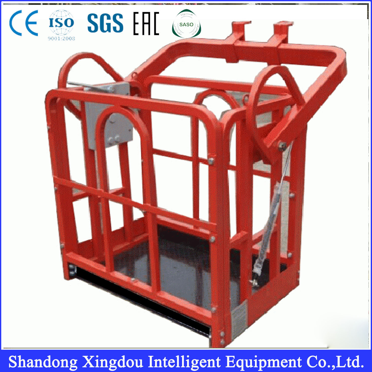Portable Lift Platform Zlp630 Suspended Platform Lift Platform Construction Gondola