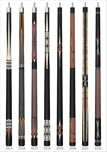 China pool cue design china custom cue pool cue for Pool cues design your own