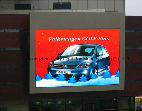 Super Light High Resolution P10 Outdoor Fixed LED Screen