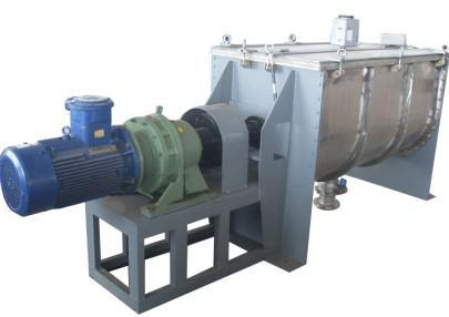 Ribbon Mixer for Coating Mixing