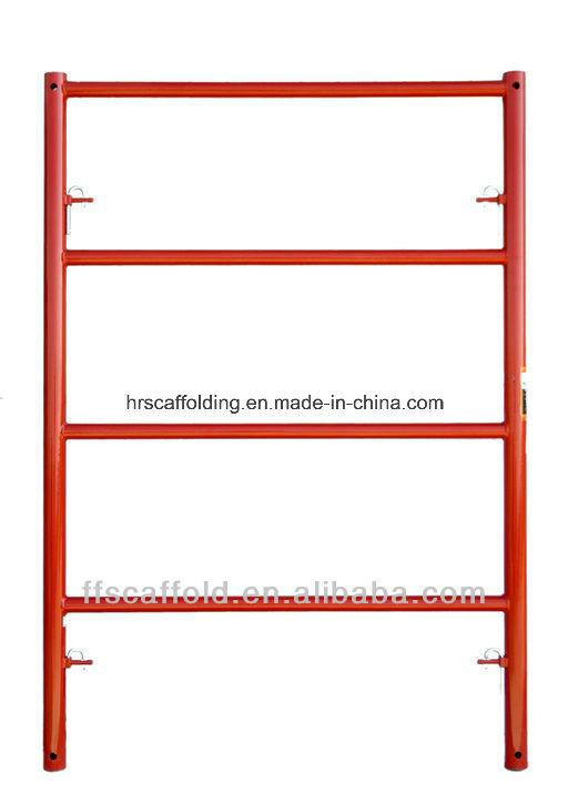 Construction Materials Ladder American Standard Shoring Frame Scaffolding
