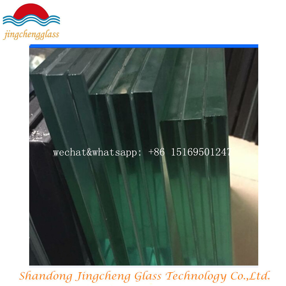 Clear Lamianted Glass Bullet Proof Glass