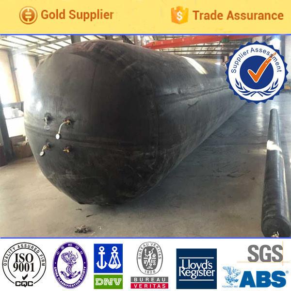 High Quality Hot Sale in Kenya Inflatable Rubber Mandrel