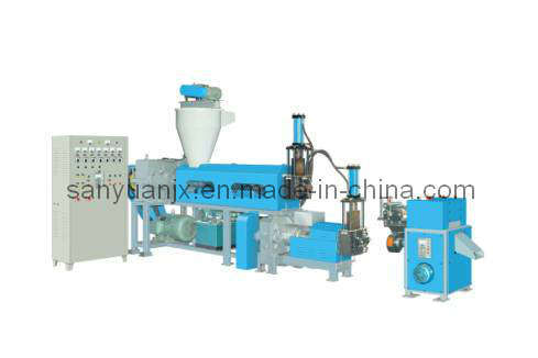 Plastic Recycling Machine (SJY-100, 110, 120)