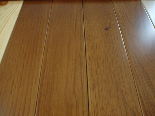 China Dark Brown Color Hardwood Chestnut Flooring BC010 China Wooden Floo