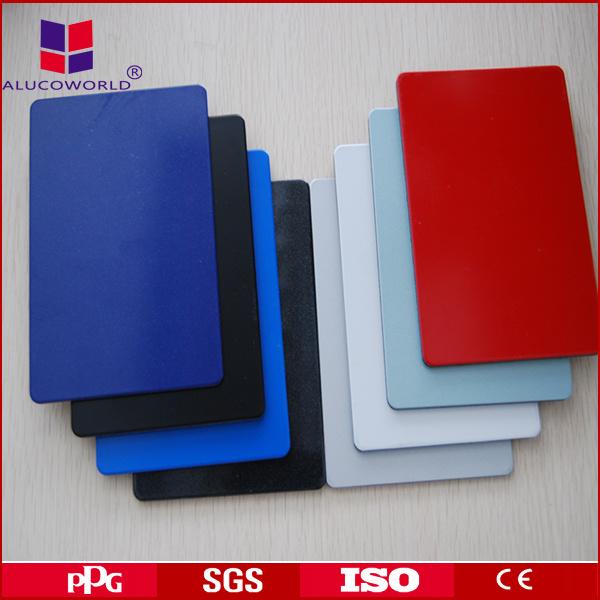 Professional Manufacturer Exterior and Interior Aluminum Composite Panel
