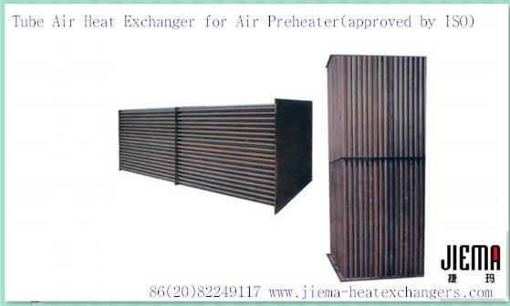 Air Preheater of Tube Air Heat Exchanger (SG-65-40-5000)