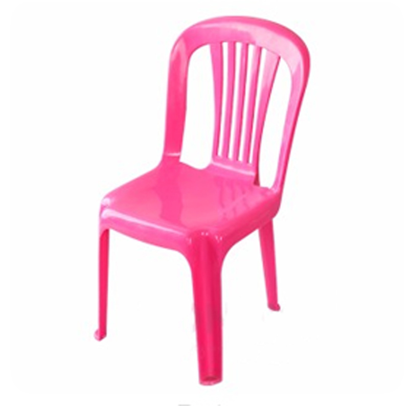 Popular Kindgarten Kids Dining Chair Home Living Furniture Plastic Kids Chair Without Arm