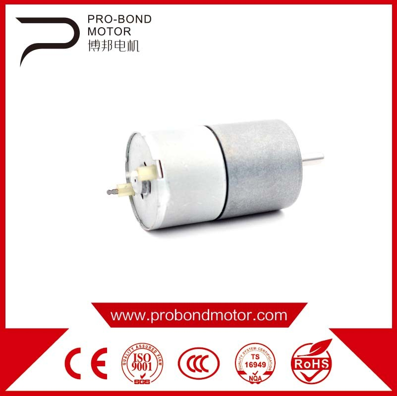 DC Permenent Magnet Gear Motor Wholesale 27zyj