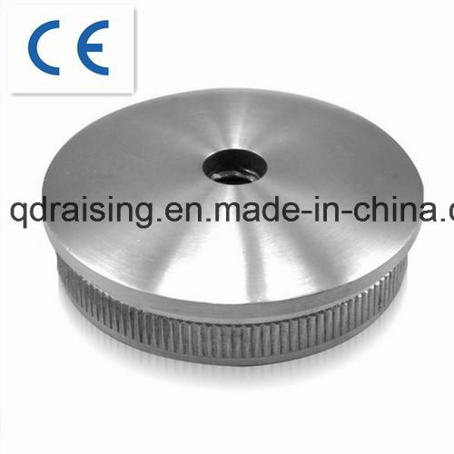 Stainless Steel Railing End Cap and Balustrade Components