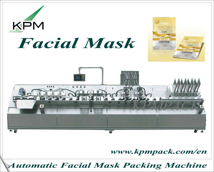 China Manufacturer of Facial Mask Making Machine
