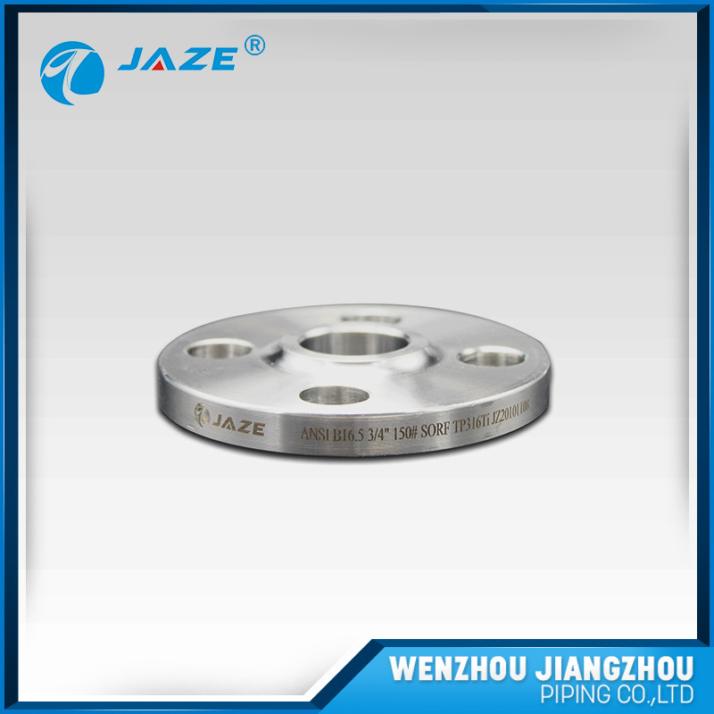 Wenzhou Supplier Forged Sorf Flange