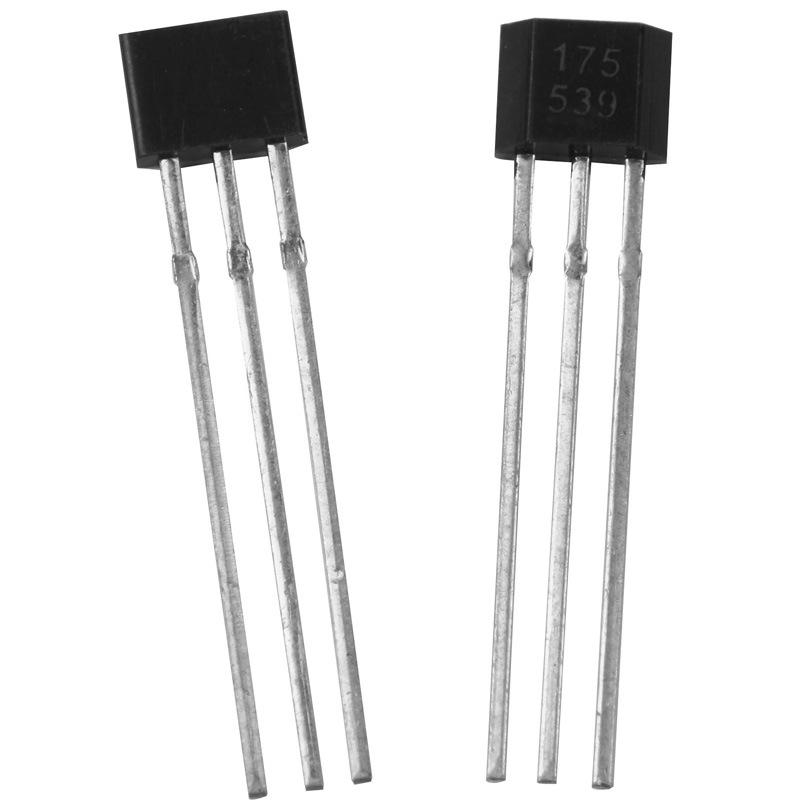 Hall Effect Sensor (AH3075) , Magnetic Sensor, Hall IC, Speed Sensor, BLDC Motor, Position Sensor,