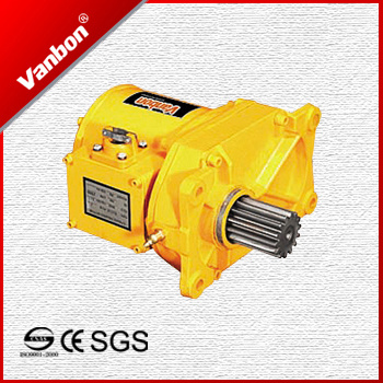 Girders Electric Chain Hoist Motor 0.75kw (DMD-0.75)