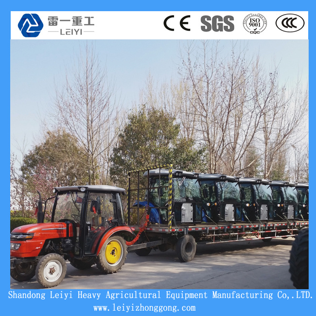 Supply Highpower Agricultural Farm Tractor 135HP with 4WD