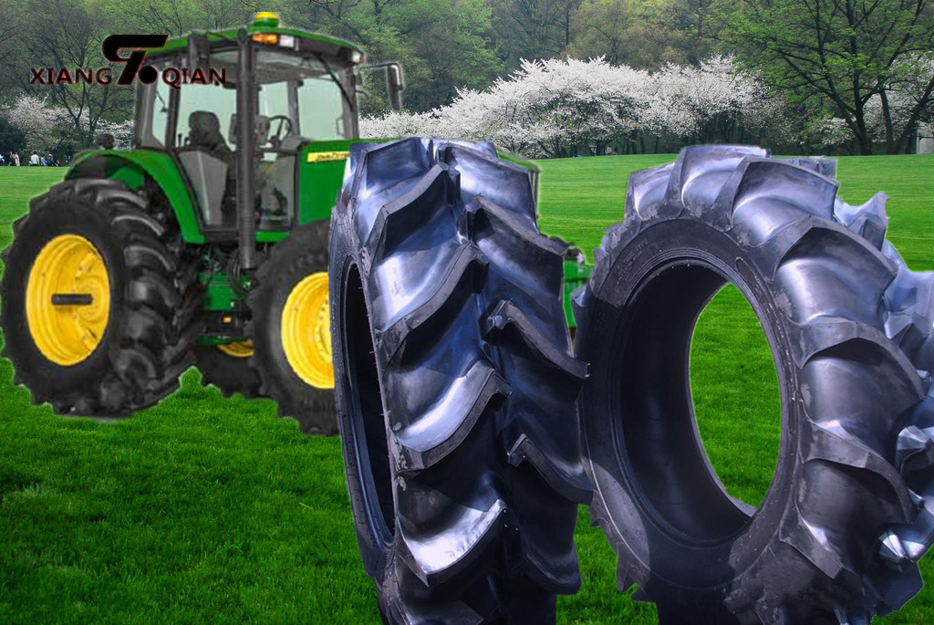 R1 R2 Pattern New Paddy Field Tyres (14.9-28)