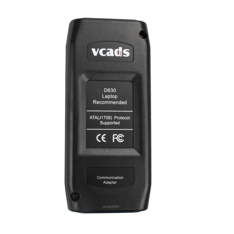 Vcads for Volvo Truck Scanner