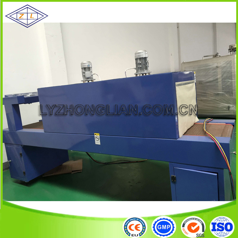 Zls-6030 Customize Available Carton Box Heat Shrink Wraping Packing Machine