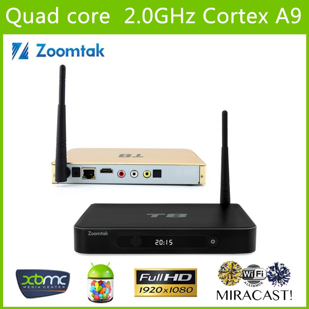 4k Media Player Full Gotham Kodi Dual Band WiFi