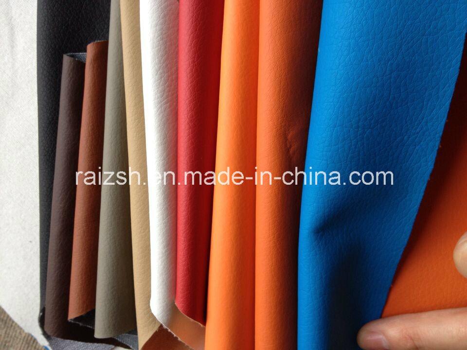 PU Leather for Car Interior Leather Cushion