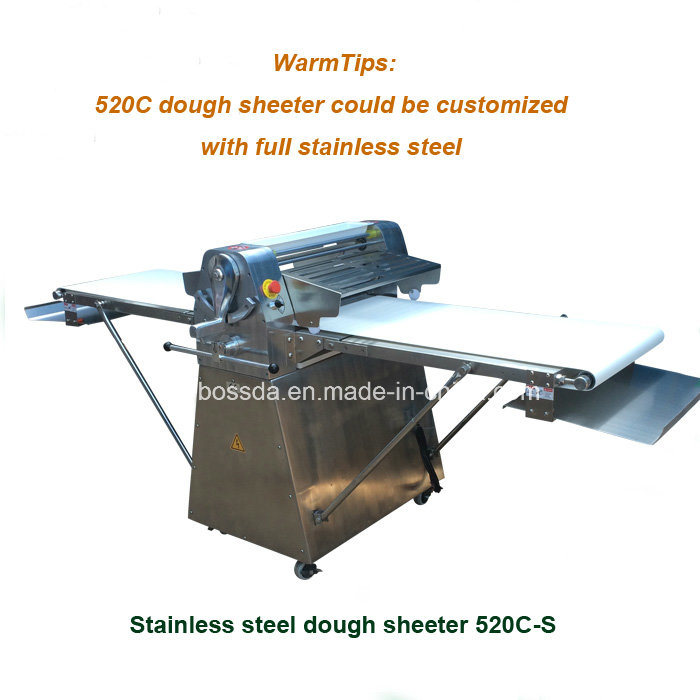 Hot Sale Equipment Croissant Pastry Dough Sheeter for Bakery with Ce