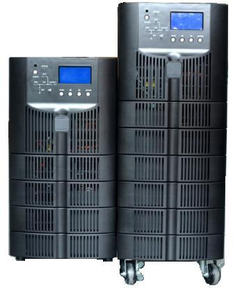 6-20kVA Single Phase Three Phase 0.9pf Online UPS