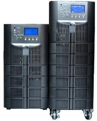 6-20kVA Single Phase Three Phase 0.9pf Online UPS