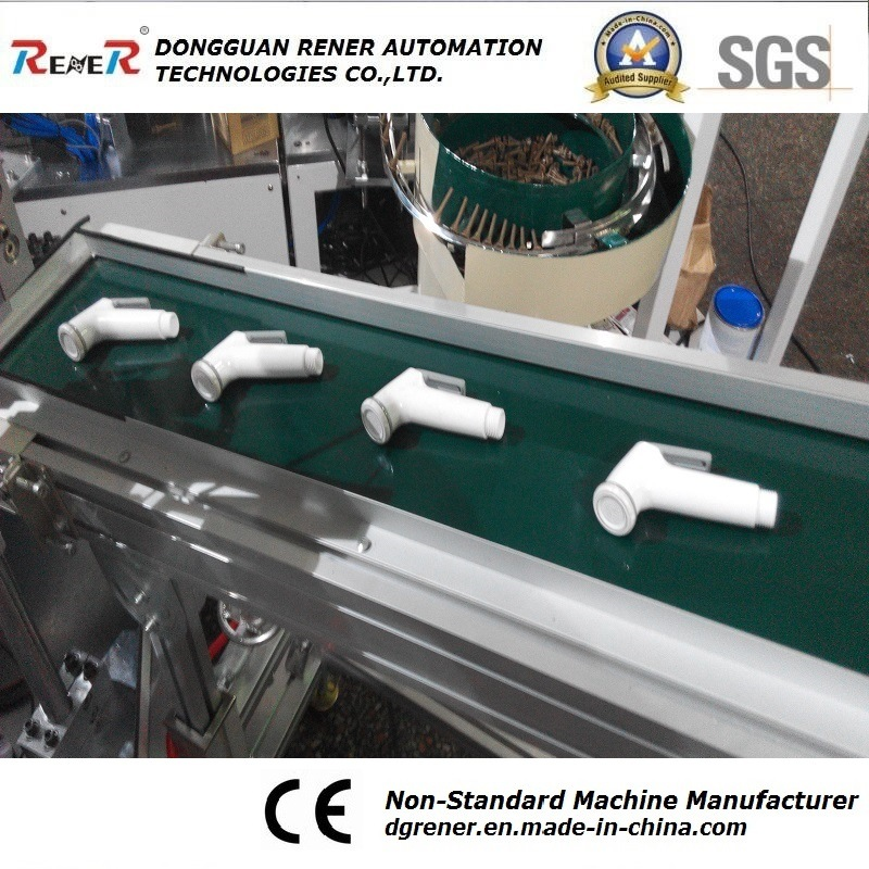 Non-Standard Automatic Production Line for Sanitary Products