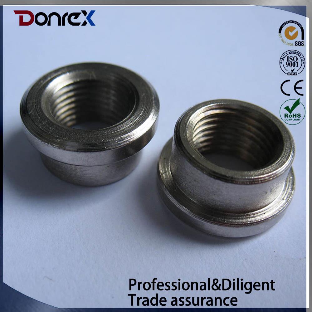 Custom CNC Machining Hydraulic Metal Connector Made in China