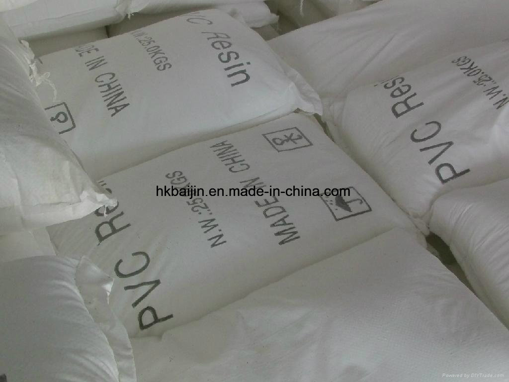 Formosa PVC Resin S65D, PVC SG5 (K Value 66-68)