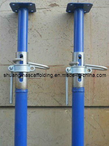 Pole Shoring Jacks : China construction support scaffolding system steel