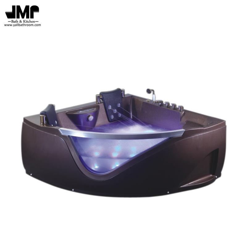 2719 Two People Acrylic Jacuzzi Whirlpool Bath Massage Tub Bathtub
