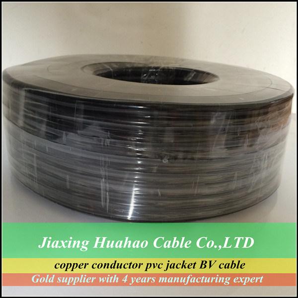 Single Core PVC Insulation BV Cable 450V/750V