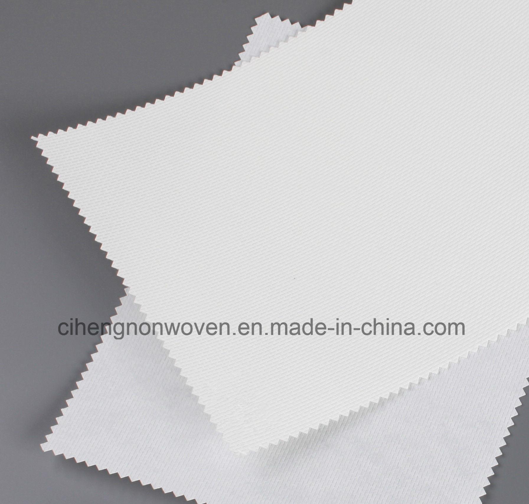 Pet Fibre Thermo-Bonded Backbone Nonwoven Fabric