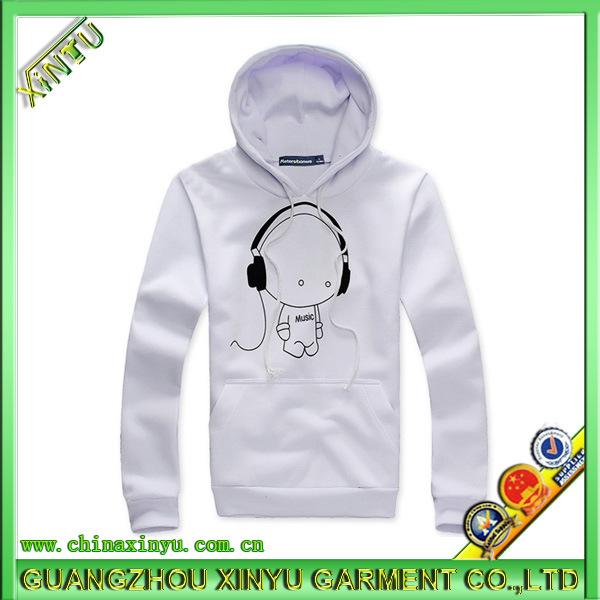 2017 Wholesale Custom Cotton Customized Sweater Hoodies (XY1512)