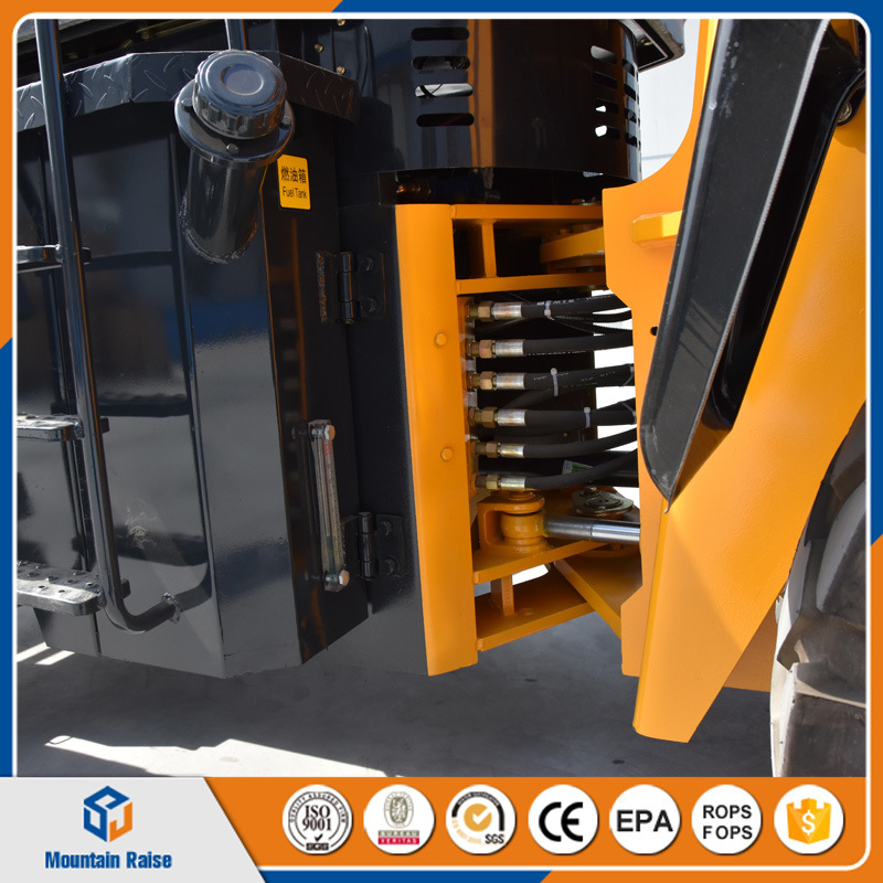 Chinese Manufacturer Mini Wheel Loader with Rich Experience in Export