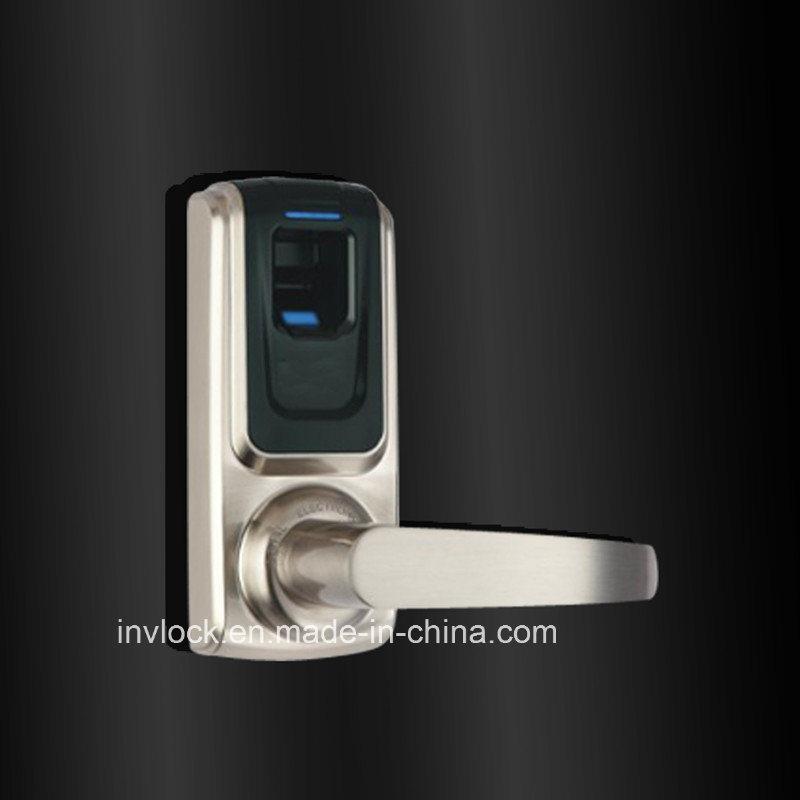 Single Latch Fingerprint Door Lock