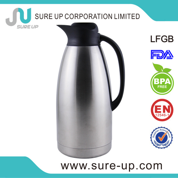 Practical Double Wall Stainless Steel Thermos Pot (JSBZ)