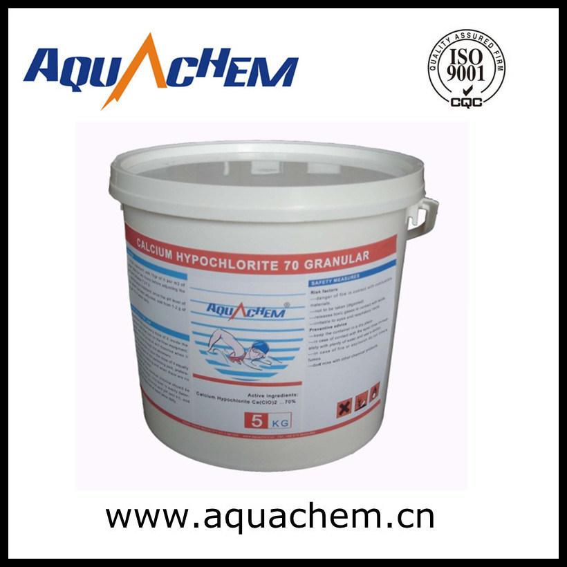 Calcium Hypochlorite 65% or 70% (Sodium Process)