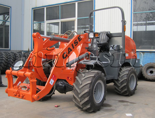 32.5kw Mini Wheel Loader, CE Loader