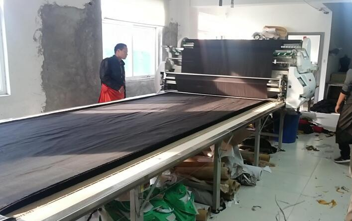 Fabric Spreading Machine for Garment Factories
