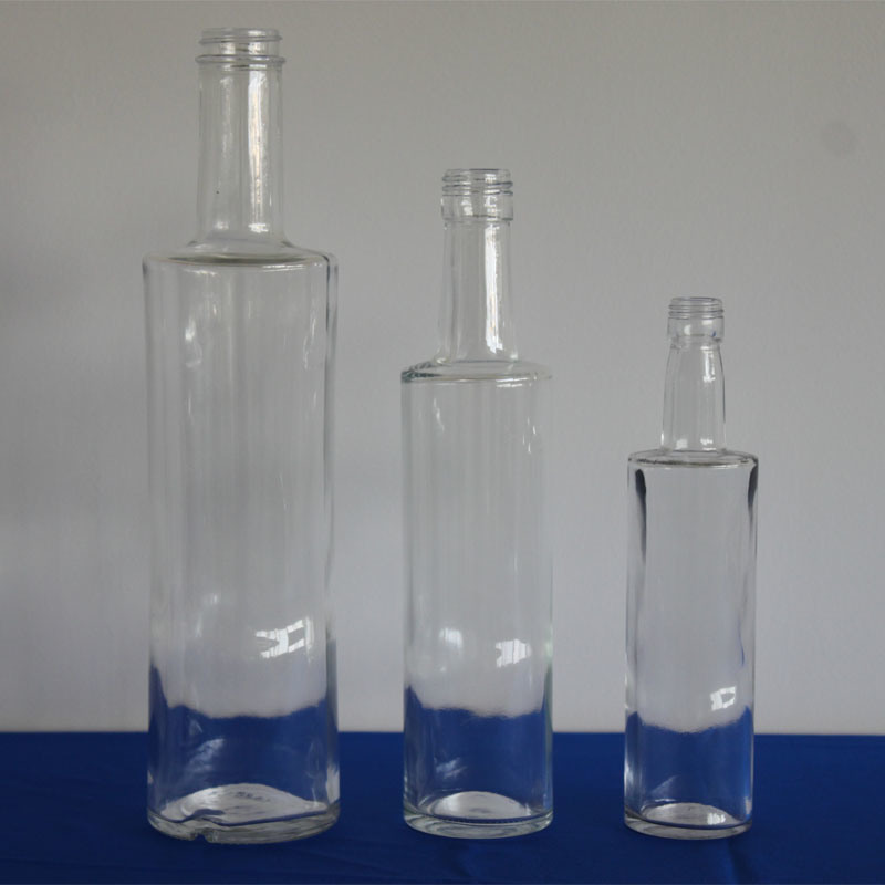 Glass Bottle for Liquor (V003)