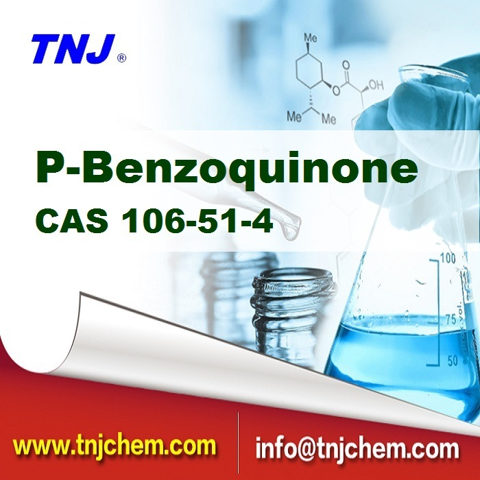 Best Quality P-Benzoquinone CAS 106-51-4 From China Suppliers at Best Price