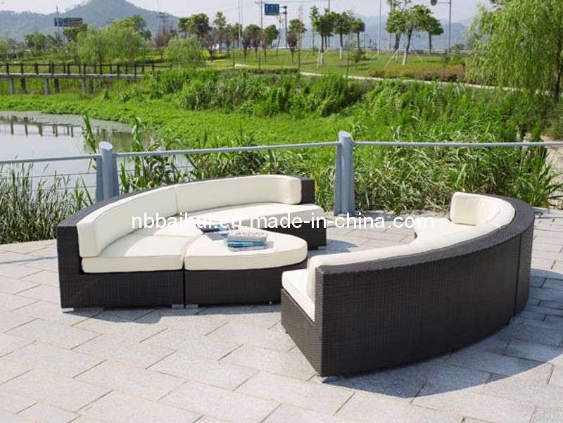 China Outdoor Wicker Rattan Outdoor Garden Furniture BHR