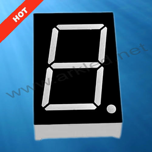 Single Digit LED 7 Segment Display for Numeric Display