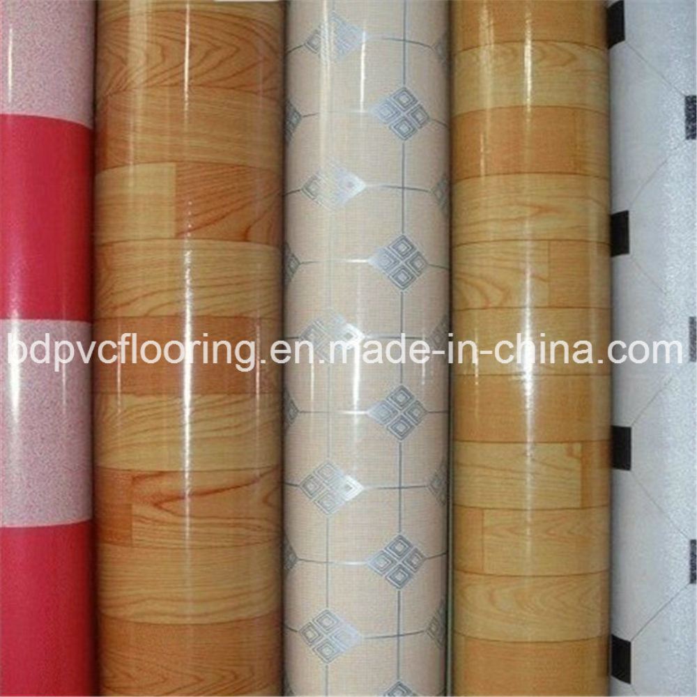 70g 130g 150g Material Back Plastic Roll Flooring Carpet